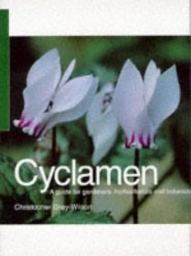 CYCLAMEN By Christopher Grey-Wilson