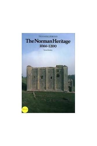 NORMAN ENGLAND By Trevor Rowley