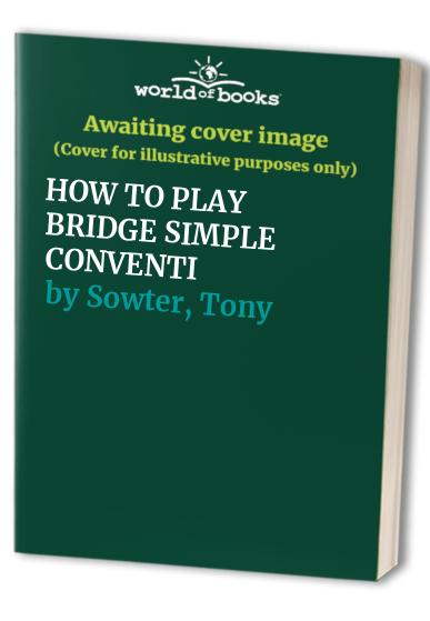 Simple Conventions by Tony Sowter