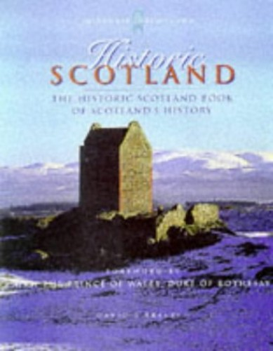 HISTORIC SCOTLAND By David J. Breeze