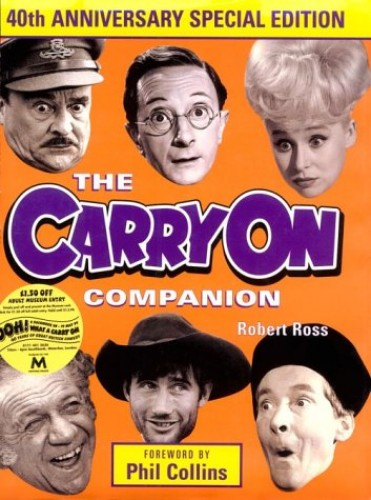 CARRY ON COMPANION REVISED ED By Robert Ross