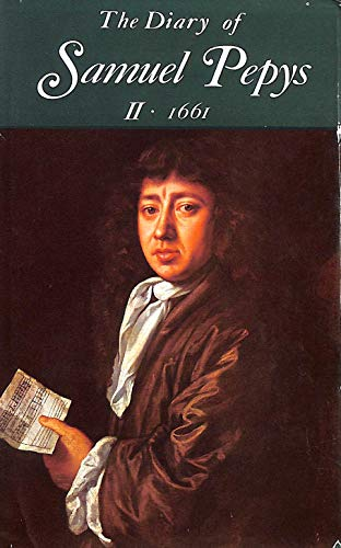 The Diary: v. 2 by Samuel Pepys