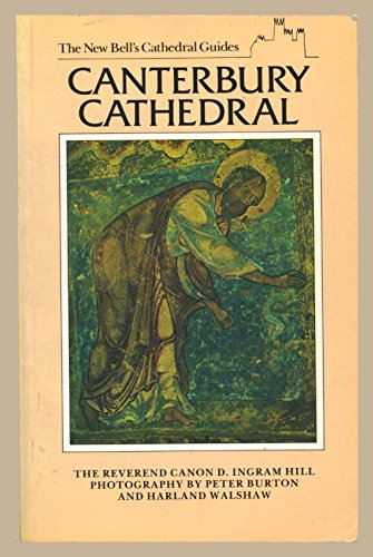 New Bell's Cathedral Guide By Derek Ingram Hill