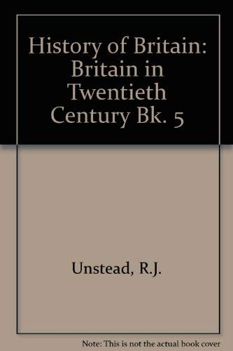 History of Britain By R.J. Unstead