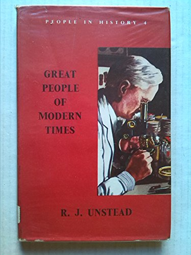 People in History By R.J. Unstead