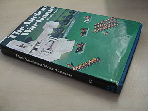 Ancient War Game By Charles Grant