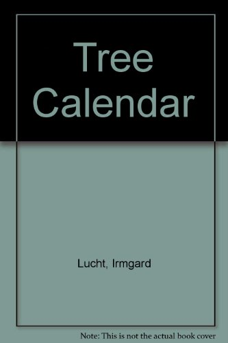 Tree Calendar By Irmgard Lucht