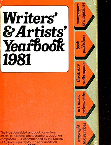 Writers' and Artists' Yearbook By Adams