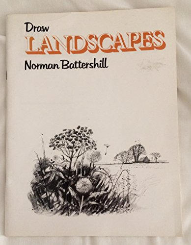 Draw Landscapes By Norman Battershill