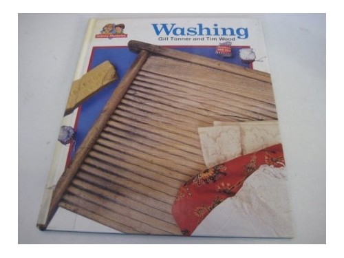 Washing By Gill Tanner