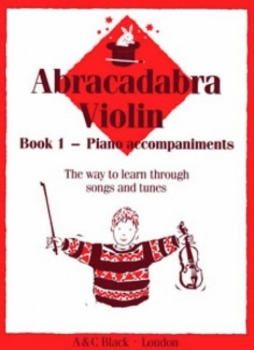 Abracadabra Violin By Peter Davey