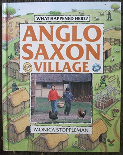Anglo-Saxon Village By Monica Stoppleman