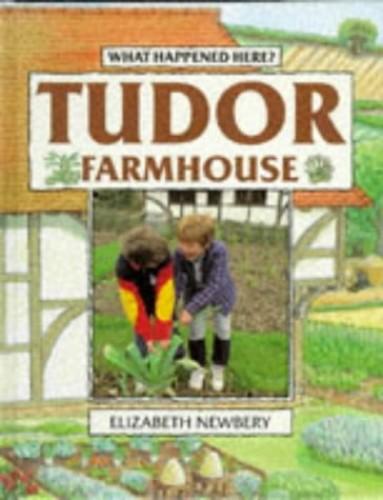 Tudor Farmhouse By Elizabeth Newbery