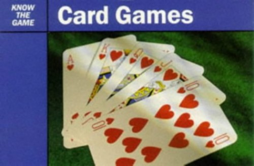 Card Games By David Brine Pritchard