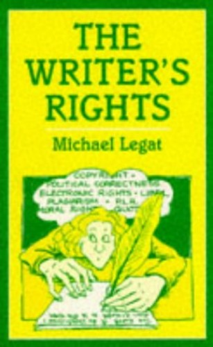 Writer's Rights By Michael Legat