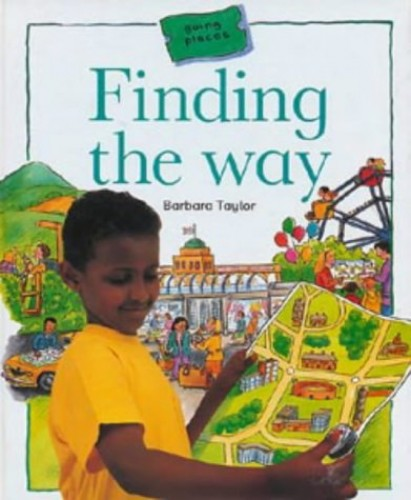 Finding the Way By Barbara Taylor
