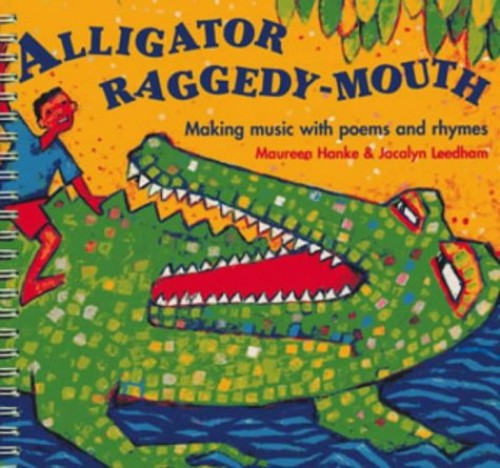Alligator Raggedy-mouth By Maureen Hanke