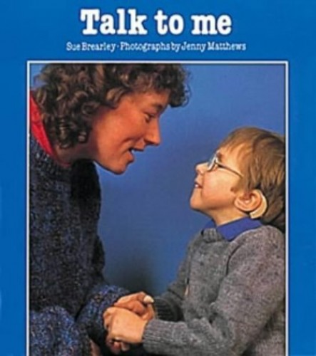Talk to Me By Sue Brearley