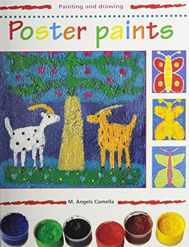 Poster Paints By M.A. Comella