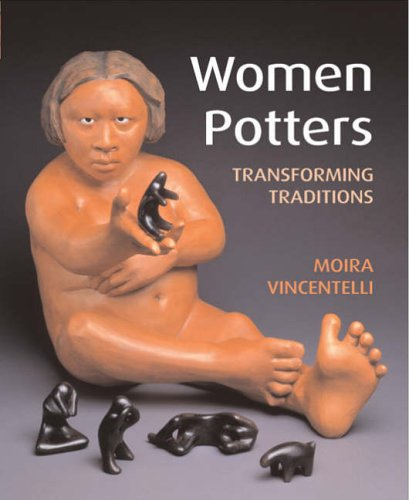 Women Potters By Moira Vincentelli