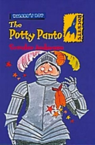 Wizard's Boy: the Potty Panto By Scoular Anderson