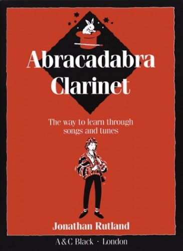 Abracadabra Clarinet By Jonathan Rutland