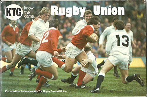 Rugby Union By Union Rugby Football