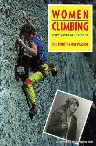 Women Climbing by Bill Birkett
