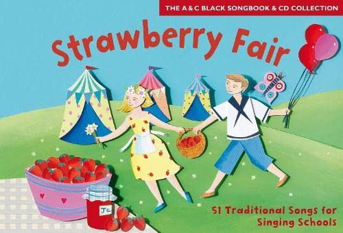 Strawberry Fair (Book + CD) By Illustrated by Tessa Barwick