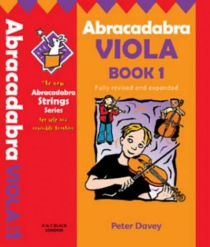 Abracadabra Viola Book 1 (Book + CD) By Christopher Hussey