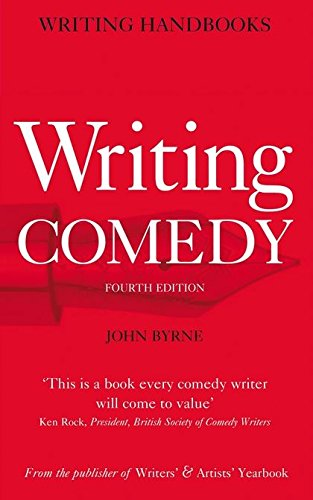 Writing Comedy (Writing Handbooks) by Unknown Author