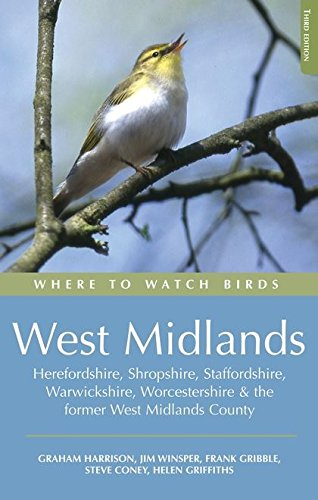 Where to Watch Birds West Midlands By Frank Gribble