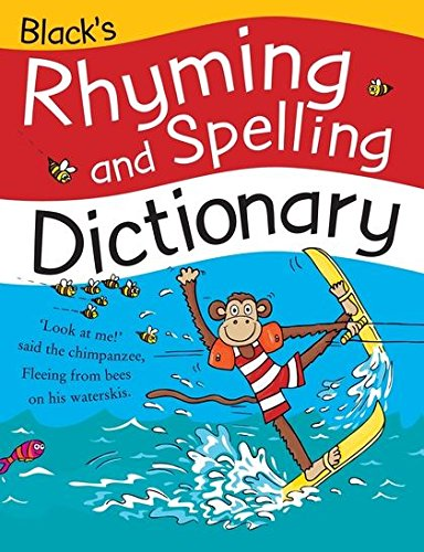 Black's Rhyming and Spelling Dictionary By Pie Corbett
