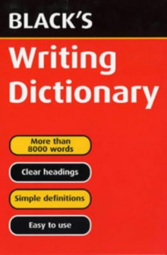 Black's Writing Dictionary By T.J. Hulme