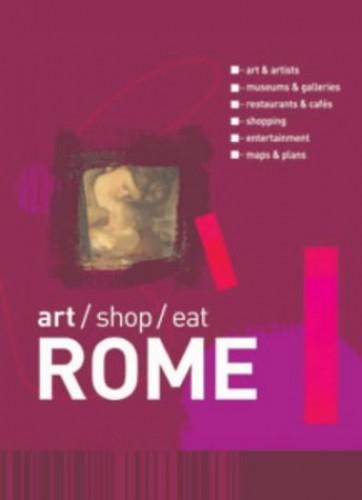 Art Shop Eat Rome By Alexandra Massini