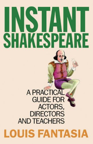 Instant Shakespeare By Louis Fantasia