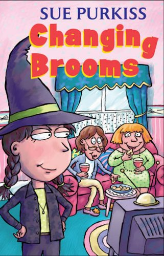 Changing Brooms By Sue Purkiss