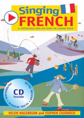 Singing French By Stephen Chadwick