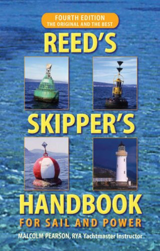 Reed's Skipper's Handbook By Malcolm Pearson