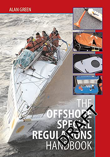 The Offshore Special Regulations Handbook By Alan Green