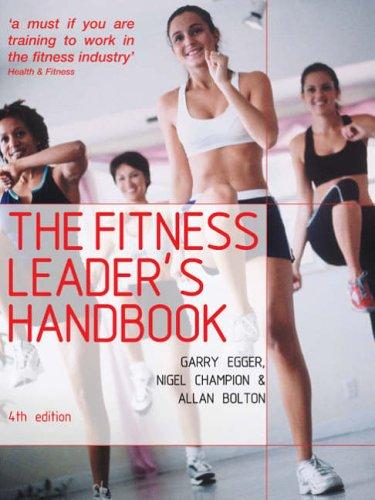 Fitness Leader's Handbook By Allan Bolton