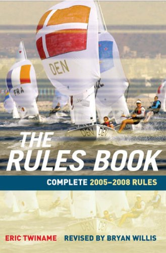 The Rules Book: Complete 2005-2008 Rules By Eric Twiname