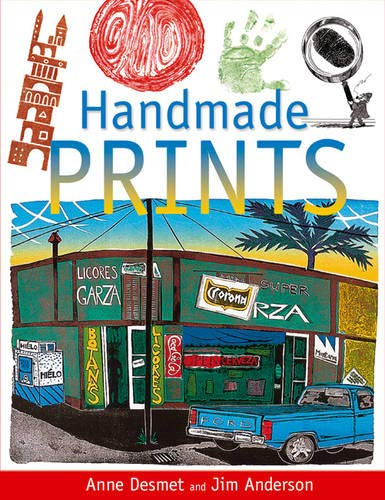 Handmade Prints By Anne Desmet