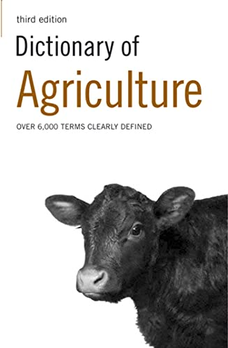 Dictionary of Agriculture (Dictionary) By Edited by Heather Bateman