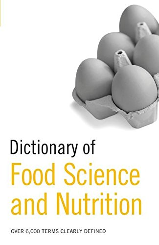 Dictionary of Food Science and Nutrition by A & C Black Publishers