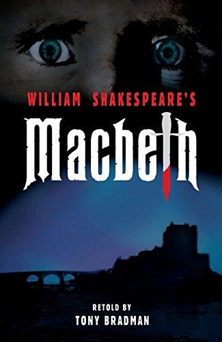 """""""Macbeth"""" By Tony Bradman"""