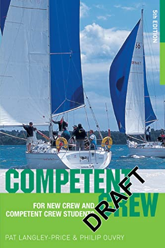 Competent Crew By Pat Langley-Price