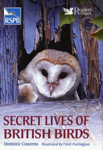 Secret Lives of British Birds By Dominic Couzens