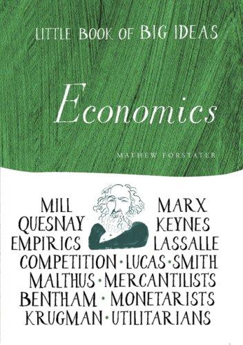 Little Book of Big Ideas By Mathew Forstater