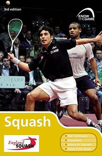 Squash (Know the Game) By Squash Rackets Association